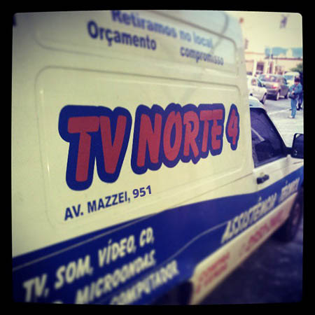 TV Norte 4 Entregas